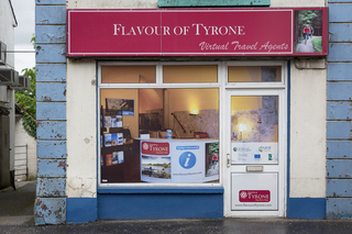 FLAVOUR OF TYRONE, VIRTUAL TRAVEL AGENTS<br> Main Street — Fivemiletown