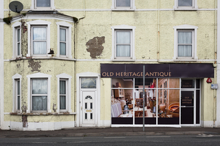 OLD HERITAGE ANTIQUE<BR> Main Street — Fivemiletown