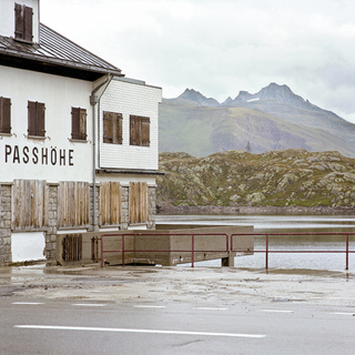 PASSHÖHE — Grimselpass